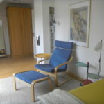 Furnished 2 room apartment close to Clara hospital, City Center, and Bad. Bahnhof for rent